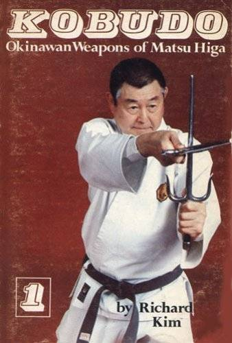 Richard Kim, Kobudo 1